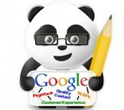 Google Panda Content